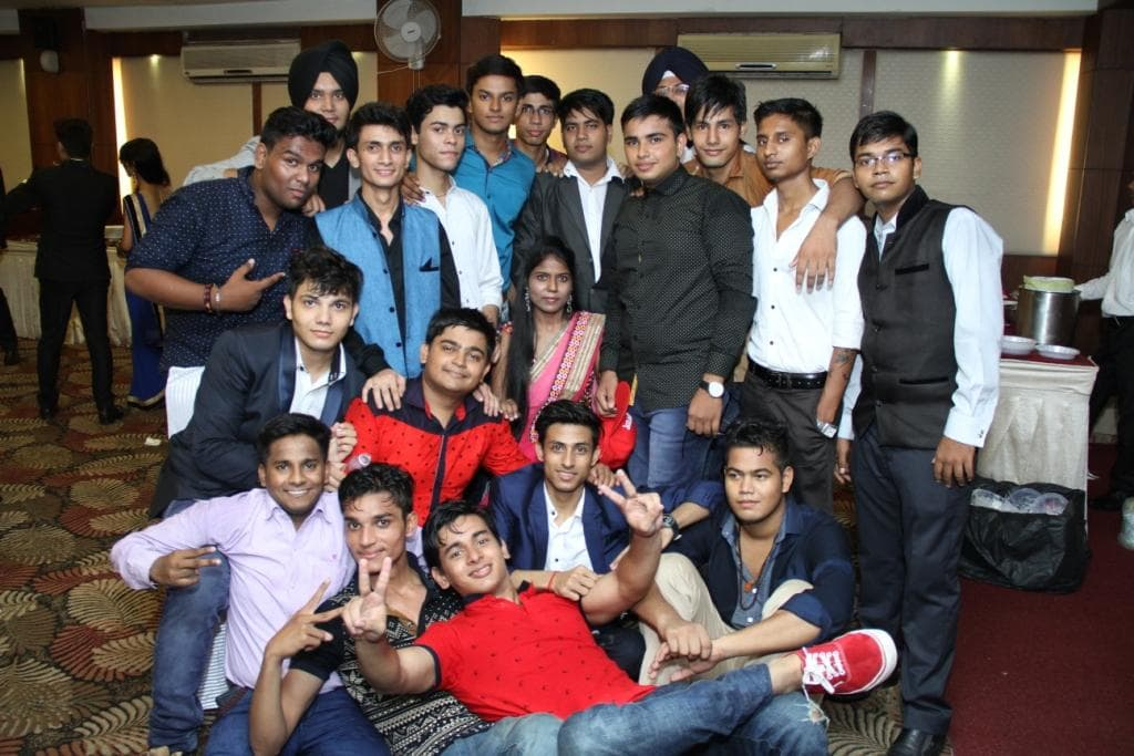 Fresher's Party 2015